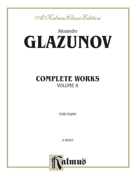Complete Works, Volume II