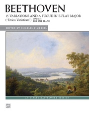 """Beethoven, 15 Variations and a Fugue in E-flat Major (""""Eroica Variations""""), Opus 35"""