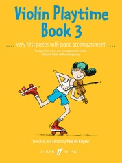 Violin Playtime, Book 3