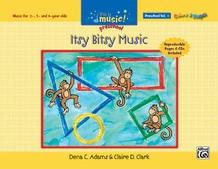This Is Music! Preschool Volume 1: Itsy Bitsy Music