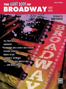 The Giant Book of Broadway Sheet Music