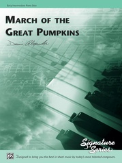 March of the Great Pumpkins