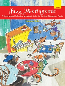 Jazz Menagerie, Book 1