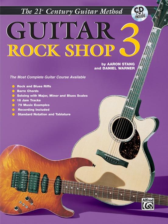 Belwin's 21st Century Guitar Rock Shop 3