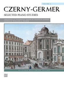 Czerny: Selected Piano Studies, Volume 1