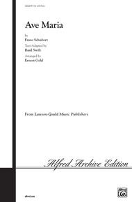 Ave Maria (Opus 52, No. 6)