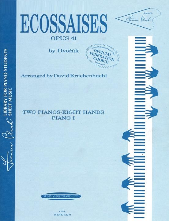 Ecossaises, Opus 41