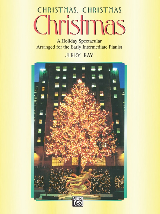 Simply Christmas: For Early Intermediate Piano
