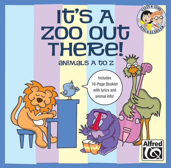 It's a Zoo Out There! Animals A to Z