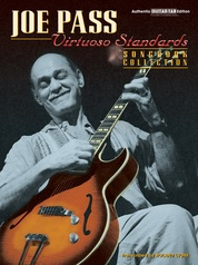 Joe Pass: Virtuoso Standards Songbook Collection
