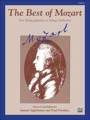 The Best of Mozart