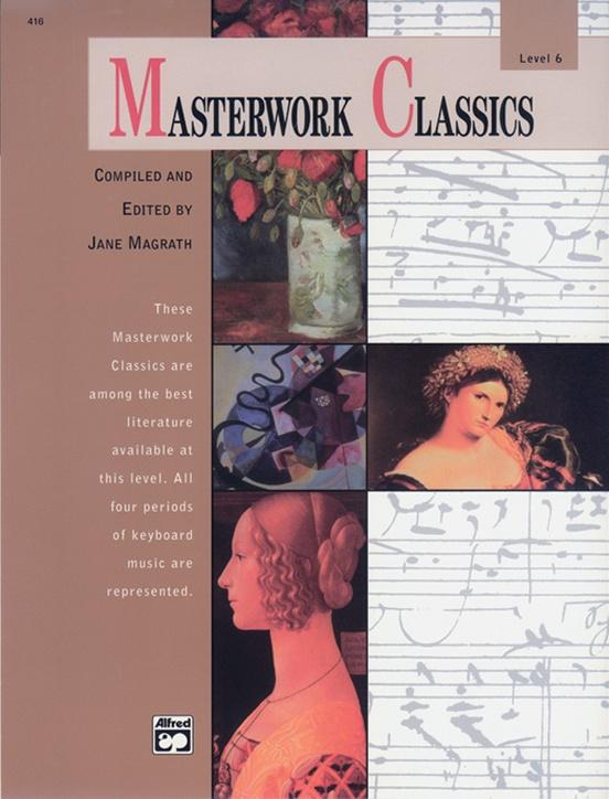 Masterwork Classics, Level 6