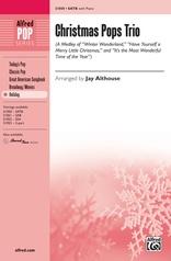 Christmas Pops Trio (A Medley)