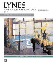 Analytical Sonatinas, Opus 39