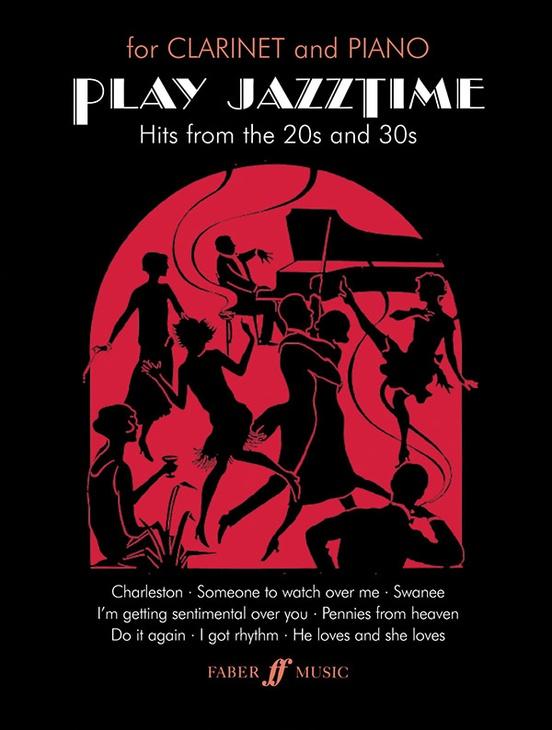 Play Jazztime Clarinet