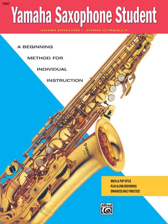 Yamaha saxophone student saxophone book fandeluxe Image collections