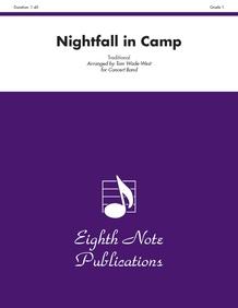 Nightfall in Camp