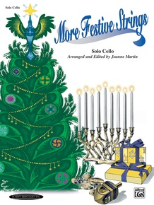 More Festive Strings for Solo Instruments