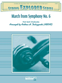 March from <i>Symphony No. 6</i>