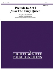 Prelude to Act I from The Fairy Queen