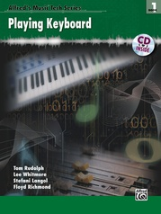 Alfred's Music Tech Series, Book 1: Playing Keyboard