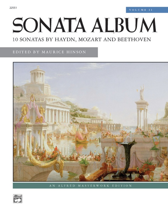 Sonata Album, Volume 2