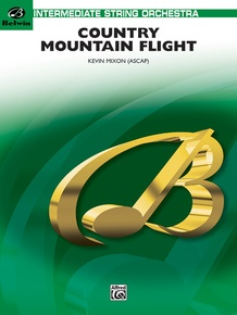 Country Mountain Flight