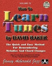Jamey Aebersold Jazz, Volume 76: How to Learn Tunes