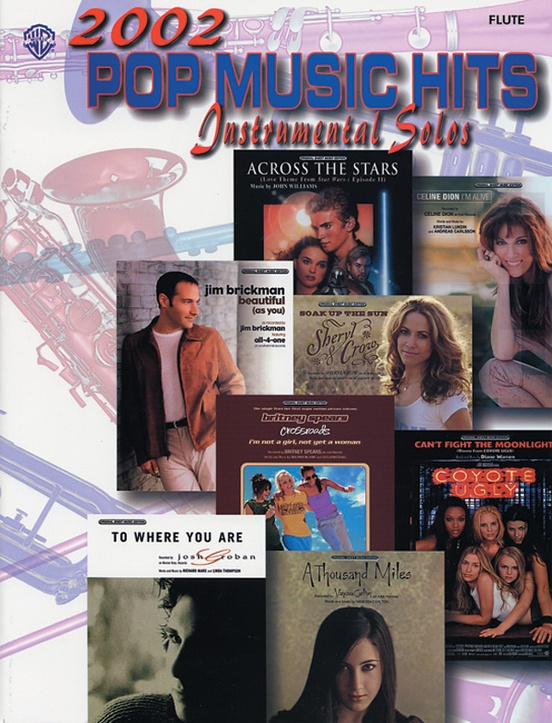 2002 Pop Music Hits: Instrumental Solos