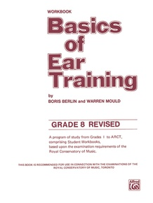 Basics of Ear Training, Grade 8