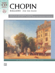 Chopin, Ballades