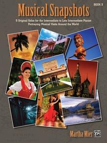 Musical Snapshots, Book 3