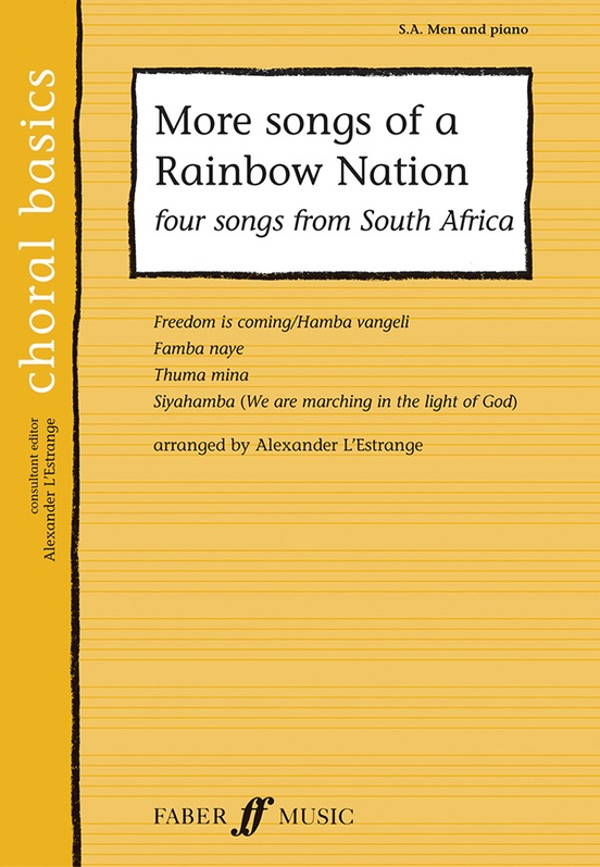 More Songs of a Rainbow Nation