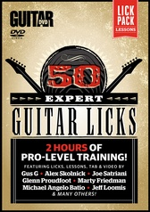 Guitar World: 50 Expert Guitar Licks