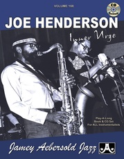 Jamey Aebersold Jazz, Volume 108: Joe Henderson