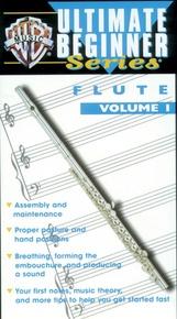 Ultimate Beginner Series: Flute, Volume I