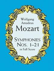 Symphonies Nos. 1-21