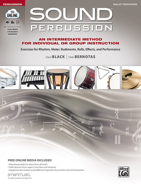 Sound Percussion: An Intermediate Method for Individual or Group Instruction