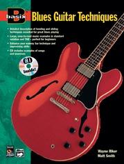 Basix®: Blues Guitar Techniques