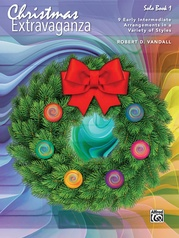 Christmas Extravaganza, Book 1