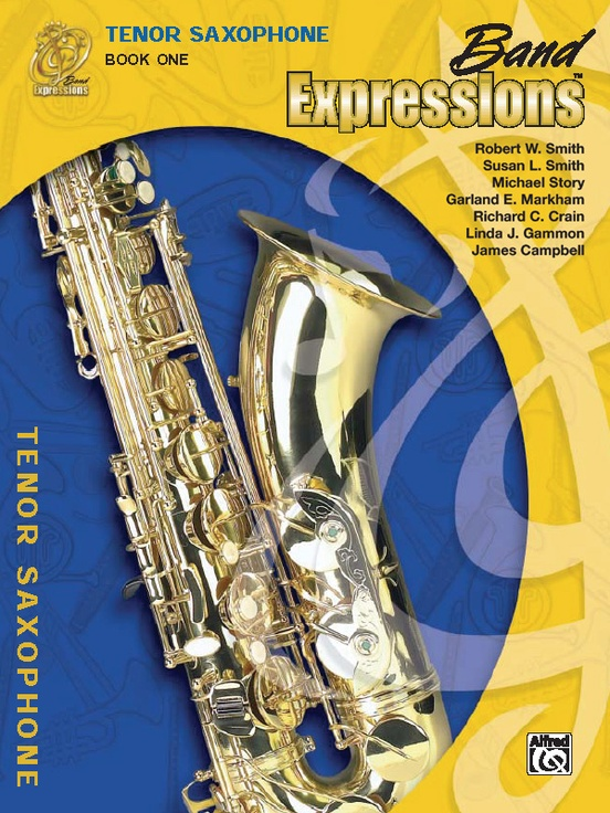 Band Expressions Book One Student Edition