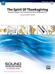 The Spirit of Thanksgiving