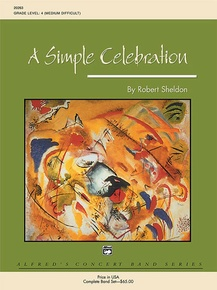 A Simple Celebration