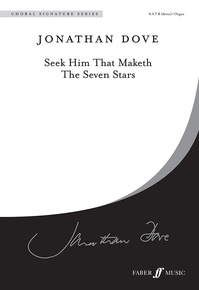 Seek Him That Maketh the Seven Stars