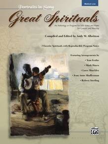 Portraits in Song: Great Spirituals