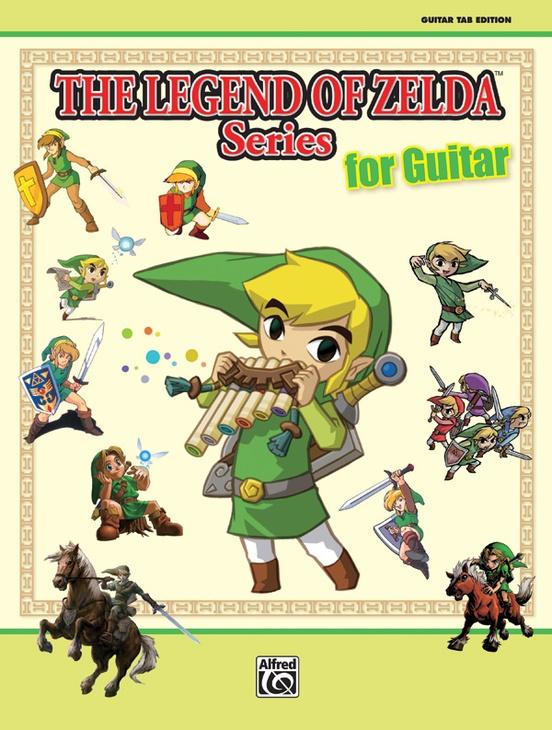 The Legend of Zelda™ Series for Guitar