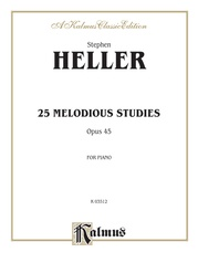 Twenty-Five Melodious Studies, Opus 45