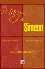 Mary and Simeon