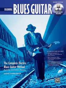 The Complete Blues Guitar Method: Beginning Blues Guitar (Second Edition)
