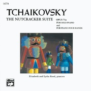 Tchaikovsky, The Nutcracker Suite (Solo & Duet)